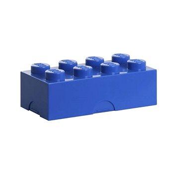 LEGO Box na svačinu 100 x 200 x 75 mm - modrý (5706773402311)