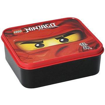 LEGO Ninjago Box na svačinu - červený (5711938025304)
