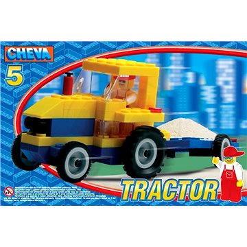 Cheva 5 – Traktor s vlekom(8595018900036)