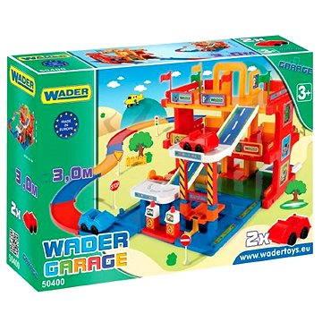 Wader - Garáž 3 patra s dráhou 3 m (5900694504004)