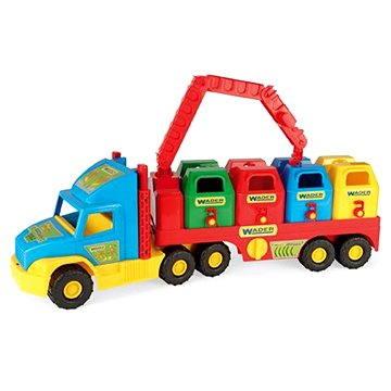Wader - Super Truck Popeláři (5900694365308)