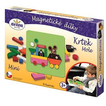 Drevené hračky - Magnetické puzzle(8593547030231)