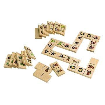 Krteček - Dřevěné domino (4260286392237)