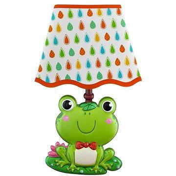 Dětská lampička na zeď - Žába (8595582222947)