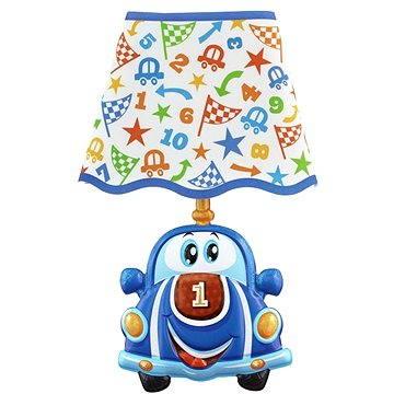 Dětská lampička na zeď - Auto (8595582222909)