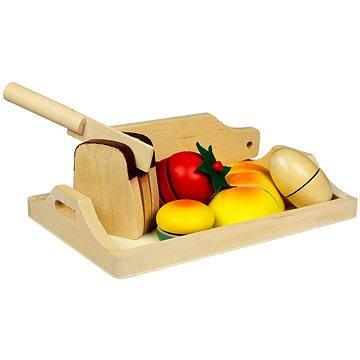 Dřevěné potraviny - Snídaně (8594166099449)
