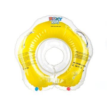 Plavací nákrčník Flipper žlutý (8592190105051)