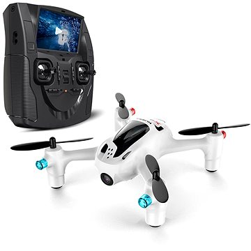 HUBSAN X4 FPV PLUS, 2.4GHz s HD kamerou (H107DP)
