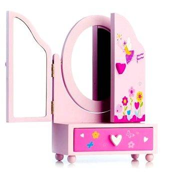 Šperkovnice - Zrcadlo Princess (8592190092016)
