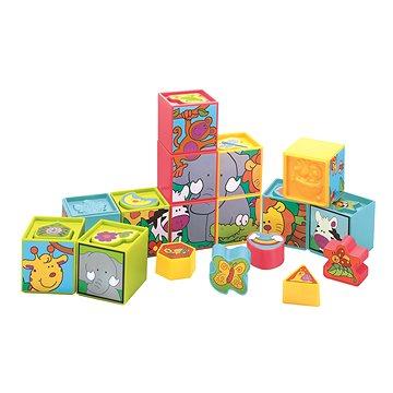 Vkládačka - Kostky v krabici (8592190230975)