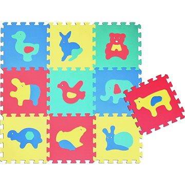 Pěnové puzzle - Zvířata (8590331186211)