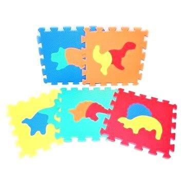 Pěnové puzzle - Dinosauři (8590331186419)
