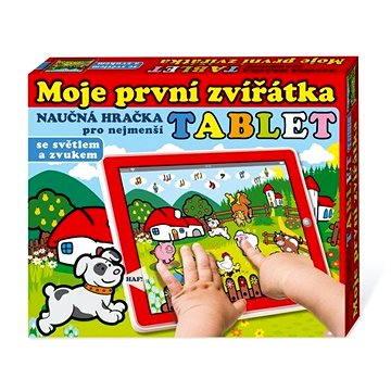 Tablet farma pro nejmenší - Moje první zvířátka (5907757000794)