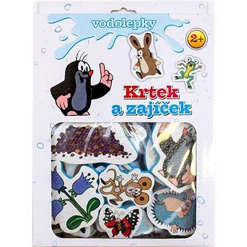 Krteček a zajíček - Vodolepky (8592191111136)