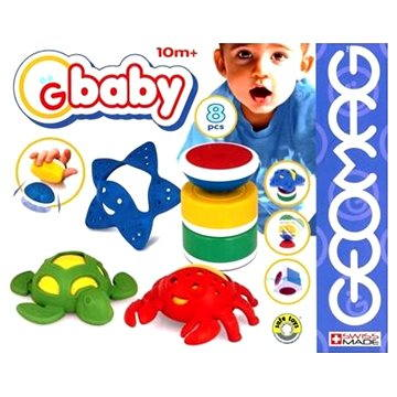 Geomag - Gbaby Sea small (0871772000914)