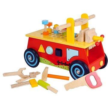 Motorický vozík - Pracovní stůl (4020972015952)