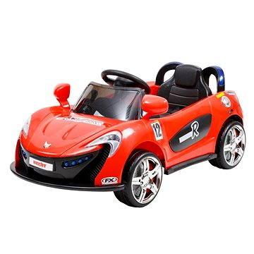 Dětské autíčko HECHT 51117 – červené (8595614906586)