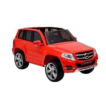 Dětské autíčko Mercedes Benz GLK Class – červené (8595614906791)