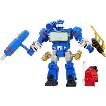 Transformers Hero Mashers - Soundwave s doplňky (ASRT5010994840525)