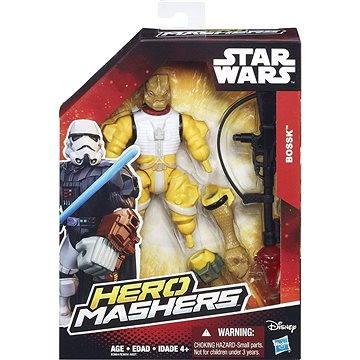 Star Wars Hero Mashers - Figurka BOSSK (ASRT5010994902728)