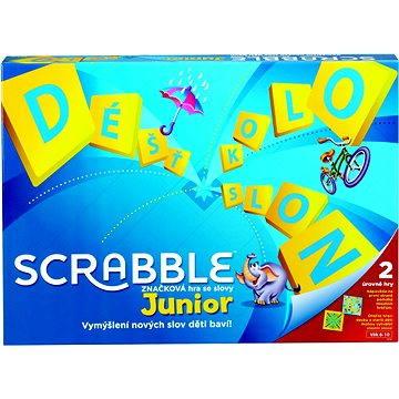 Scrabble Junior CZ (746775262037)