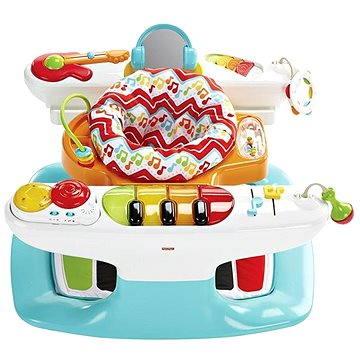 Fisher-Price - Klavír rostoucí spolu s dítětem 4v1 (0887961285703)
