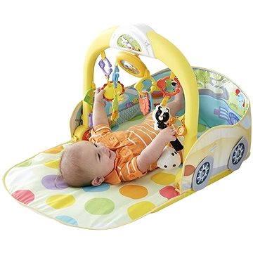 Fisher-Price - Hrací dečka autíčko 3v1 (887961030109)
