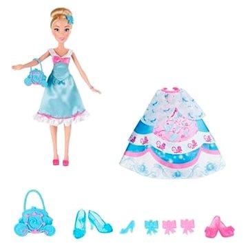 Disney Princess - Panenka Popelka s náhradními šaty (ASRT5010994943110)