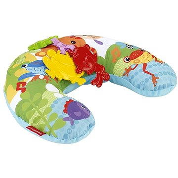 Fisher-Price - Podpůrná podložka pod bříško Rainforest (0887961048840)
