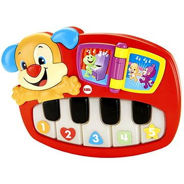 Fisher-Price - Pejskovo piano CZ (0887961260304)