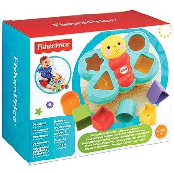 Fisher-Price - Motýlek učíme se tvary (0887961037500)