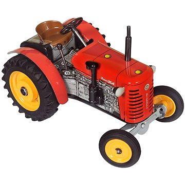 Kovap Traktor na klíček červený (8594988003730)
