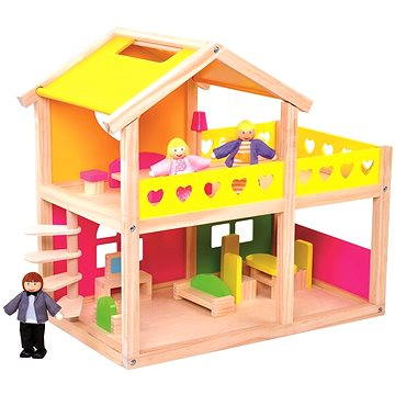 Bino Domček pre bábiky (4019359835535)