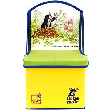 Bino Krteček - Box/židle na hračky (4019359137943)