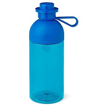 LEGO Láhev na pití transparentní - modrá (5711938026981)