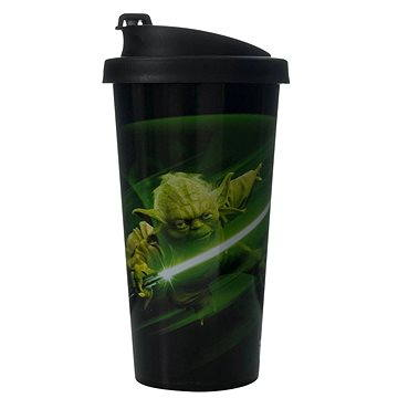 Star Wars To-Go-Cup - Yoda (5711938026929)