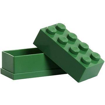 LEGO Mini box 46 x 92 x 43 mm - tmavě zelený (5706773401246)