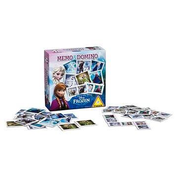 Pexeso & Domino - Ledové království (9001890736599)