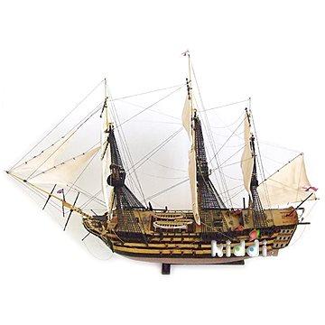 Revell Model Kit 05408 loď – H.M.S. Victory (4009803054087)