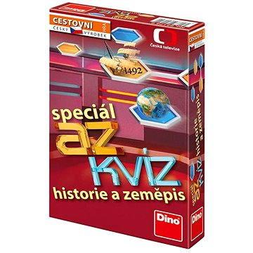 AZ Kvíz - Historie a zeměpis (8590878621749)
