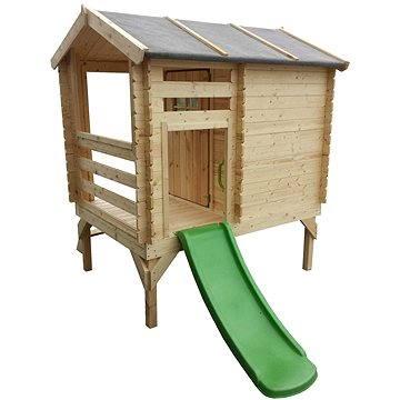Dětské dřevěný domek CUBS - Jakub (641938432640)