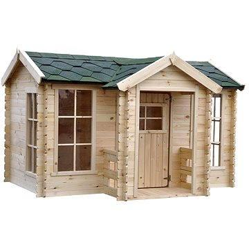 Dětské dřevěný domek CUBS - Villa M520 (641938432572)