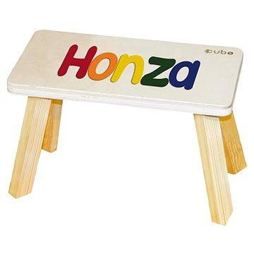 Barevná stolička CUBS Honza (8596129000066)