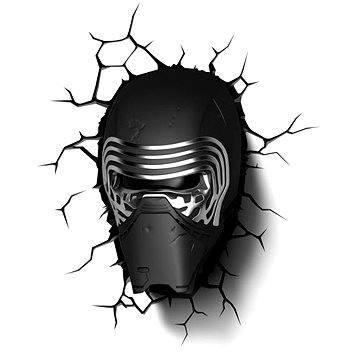 3D Světlo Star Wars Kylo Renova helma (816733020181)