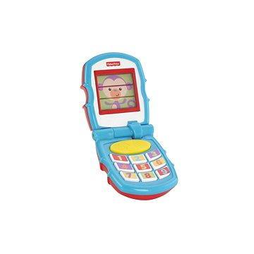 Fisher-Price - Veselý otvírací telefon (746775237974)