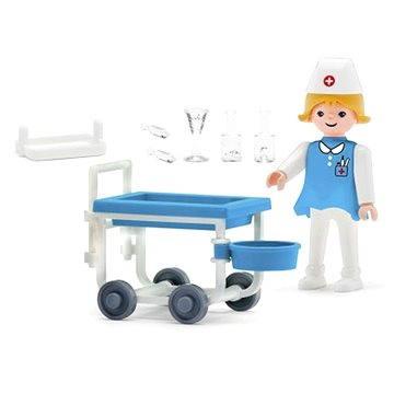 Igráček - Zdravotnice s doplňky (8592168212132)