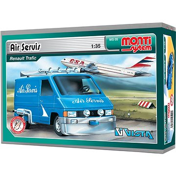 Monti system 05 Air Servis-Renault Trafic 1:35 (8592812105001)