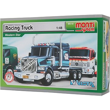 Monti system 43 - Racing Truck Western star 1:48 (8592812101409)