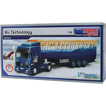 Monti system 54 - Air Technology Actros L-MB 1:48 (8592812102604)