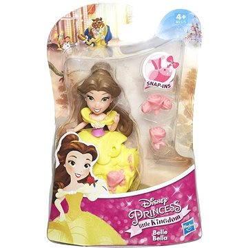 Disney Princess – Mini Panenka s doplňky Fashion Change Belle (ASRT5010994937157)